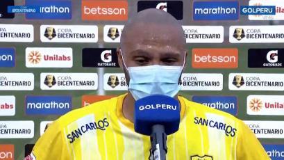 """Maximiliano Freitas: """"En el 2018 tuve la suerte de meterle un gol a Universitario de Deportes y quedará ese festejo para el recuerdo"""" (VIDEO)"""