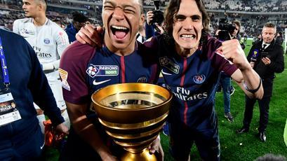 Copa de Francia: PSG golea al Mónaco y se alza con el tìtulo