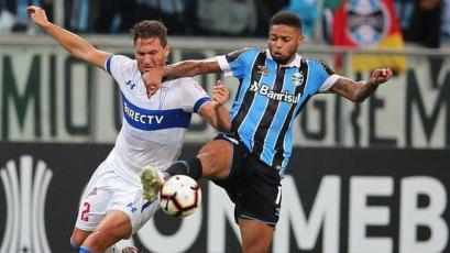 Copa Libertadores: Gremio superó a la Universidad Católica y cerró su pase