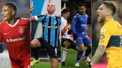 Copa Libertadores 2019: estos son todos los resultados de los partidos de ida de los octavos de final