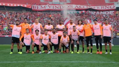 Copa Libertadores: Paolo Guerrero entrenó a estadio abierto antes de jugar con Flamengo