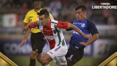 Copa Libertadores: Palestino elimina a Talleres y avanza al grupo de Alianza Lima