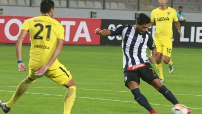 Copa Libertadores: Alianza Lima igualó sin goles frente a Boca Juniors