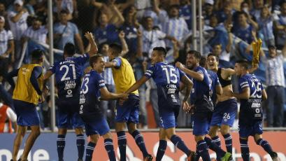 Copa Libertadores: ¡Atlético Tucumán clasificó a octavos por primera vez en su historia!