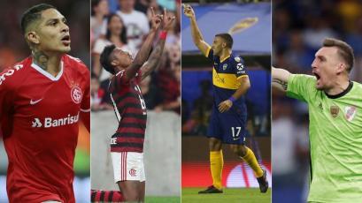 Copa Libertadores 2019: así quedaron los emparejamientos de los cuartos de final