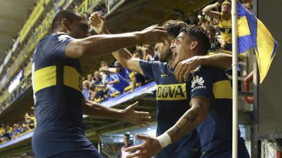Copa Libertadores: Boca Juniors venció por la mínima diferencia a Junior