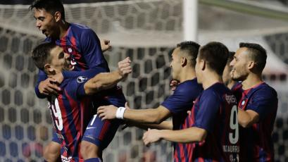 Copa Libertadores: Cerro Porteño ganó y clasificó segundo en el grupo A