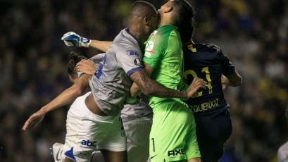 Copa Libertadores: CONMEBOL anula sanción a Dedé