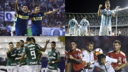 Copa Libertadores: Conoce a todos los clasificados a octavos de final