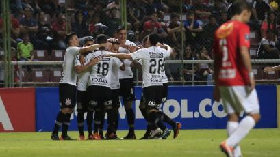 Copa Libertadores: Corinthians humilló a Deportivo Lara y selló su pase a octavos de final