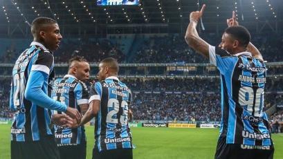 Copa Libertadores: Gremio remonta la llave con Palmeiras y clasifica a semifinales (VIDEO)