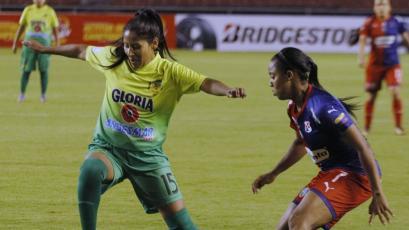 Copa Libertadores Femenina: Majes debutó con derrota por 6-0 ante DIM