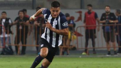 Copa Libertadores: Gonzalo Godoy será baja para enfrentar a River Plate