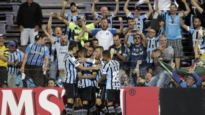 Copa Libertadores: Gremio apabulló a Monagas