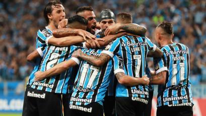 Copa Libertadores: Gremio arrolla a Cerro Porteño (5-0)
