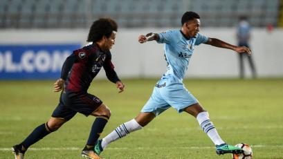 Copa Libertadores: Gremio se clasificó en Venezuela