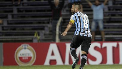 Copa Libertadores: Gremio venció a Defensor Sporting y ganó el grupo A