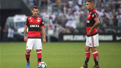 Copa Libertadores: Guerrero y Trauco descartados para el partido de ida ante Cruzeiro