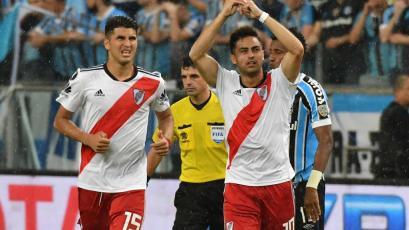 Copa Libertadores: ¡Hazaña! River Plate gana en Porto Alegre y está en la final
