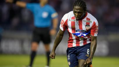 Copa Libertadores: Junior venció a Guaraní y se acerca al grupo de Alianza Lima