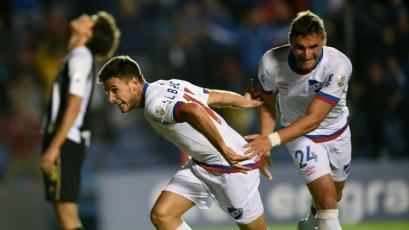 Copa Libertadores: Nacional saca un importante triunfo sobre Santos (1-0)