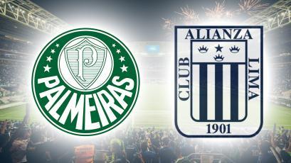 Copa Libertadores: Palmeiras 2-0 Alianza Lima