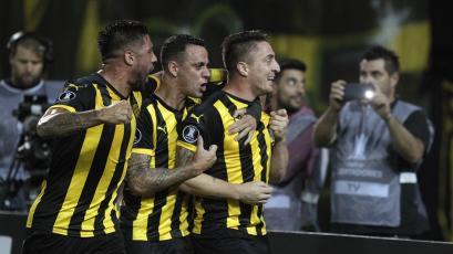 Copa Libertadores: Peñarol venció a Atlético Tucumán por 3-1
