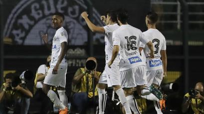 Copa Libertadores: Santos venció a Nacional en grupo de Real Garcilaso