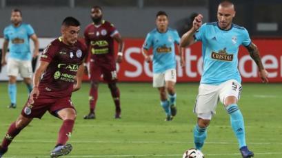 Copa Libertadores: Sporting Cristal visita a Godoy Cruz (7:30 p.m.)