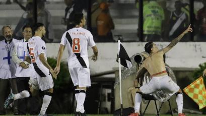 Copa Libertadores: Vasco Da Gama golea y se acerca a la fase de grupos