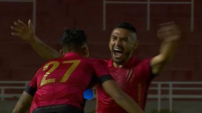 Melgar rescata la victoria en casa venciendo a Sport Huancayo