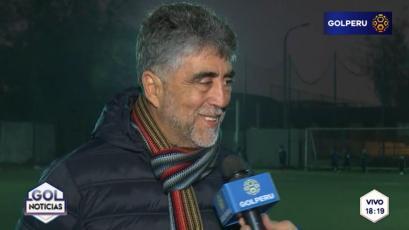 Alberto Masías: