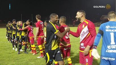 Sport Huancayo y UTC sellaron un empate en la 'Incontrastable'