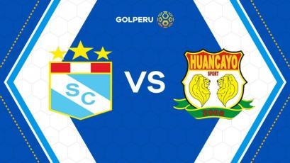 Sporting Cristal busca defender el liderato frente a Sport Huancayo