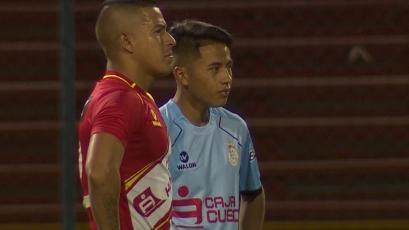 Sport Huancayo y Real Garcilaso firman el empate en la Incontrastable