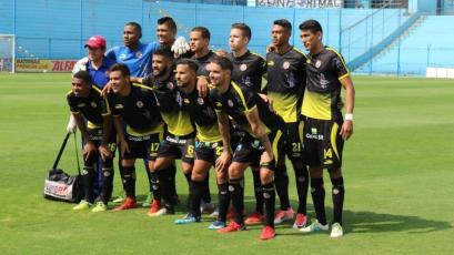 UTC frenó a Sport Huancayo y toma los primeros lugares del Apertura