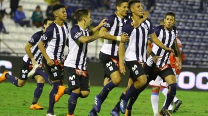Alianza Lima derrota a Unión Comercio y se mete en la pelea por el Apertura
