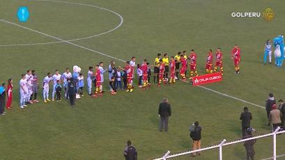 Real Garcilaso y Sport Huancayo cerraron un empate en el Cusco