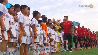 Ayacucho FC y Melgar estrenaron el Ciudad de Cumaná con un empate