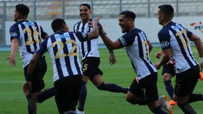 Alianza Lima venció a Real Garcilaso y se acerca al primer lugar del Clausura