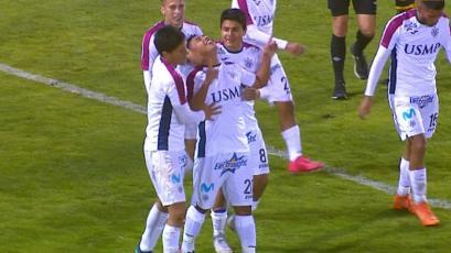 San Martín superó a Sport Rosario y se acerca al primer lugar del Clausura