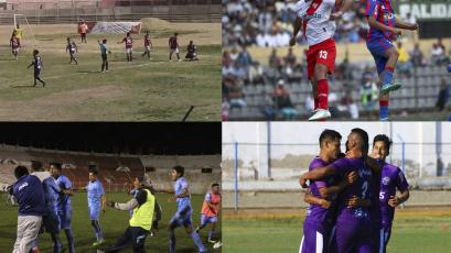 Copa Perú: Los resultados de octavos de final (ida)