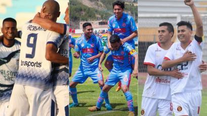 Copa Perú: así se jugarán los 25 partidos de la segunda fecha de la Etapa Nacional