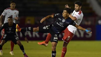 Copa Sudamericana: Independiente del Valle eliminó a Independiente (A) y avanzó a semifinales (VIDEO)