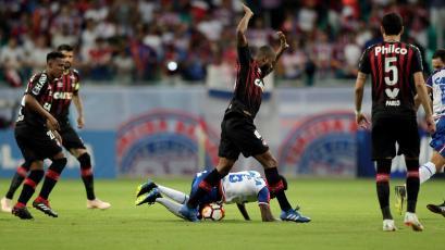 Copa Sudamericana: Atlético Paranaense se mete en las semifinales