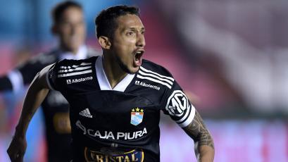 Copa Sudamericana: Christofer Gonzales anotó un golazo de chalaca que le da el pase a Sporting Cristal (VIDEO)