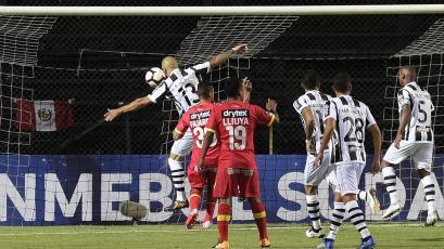 Copa Sudamericana: Montevideo Wanderers venció 2-0 a Sport Huancayo en su debut