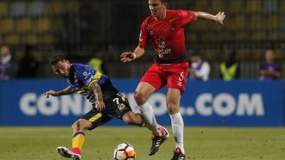 Copa Sudamericana: Caracas eliminó al Everton