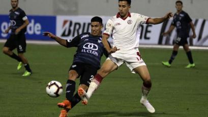 Copa Sudamericana: Cerro y UTC definen en Montevideo (5:15 p.m.)