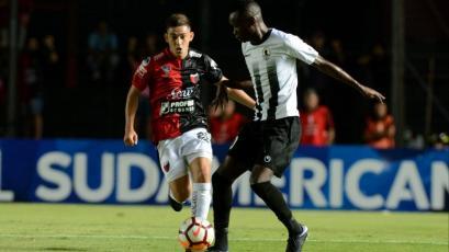 Copa Sudamericana: Colón pasó de ronda a costa de Zamora